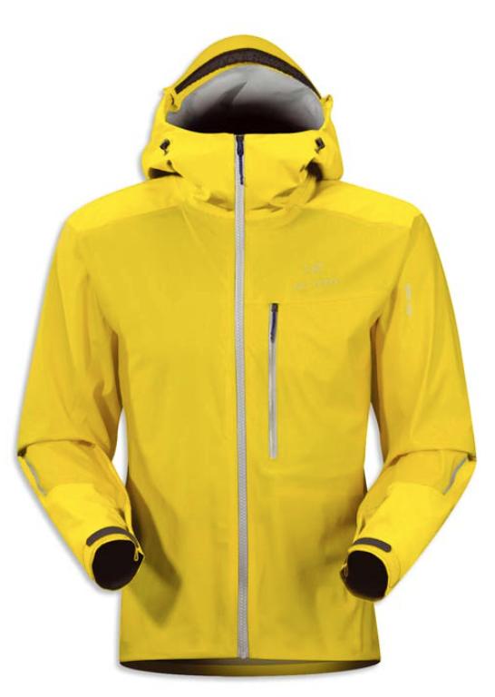 Active Shell Arcteryx Alpha FL Jacket