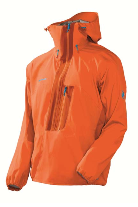 Active Shell Mammut Felsturn Hafzip Jacket