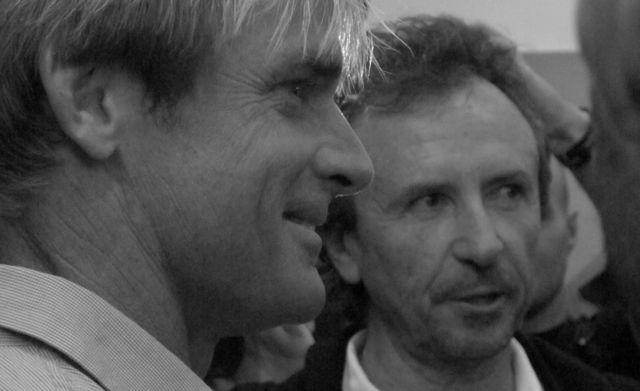 Laird Hamilton & Sylvain Cazenave