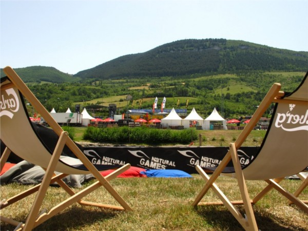 Natural Games village
