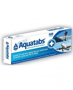 Pastilles Sovedis AQUATABS