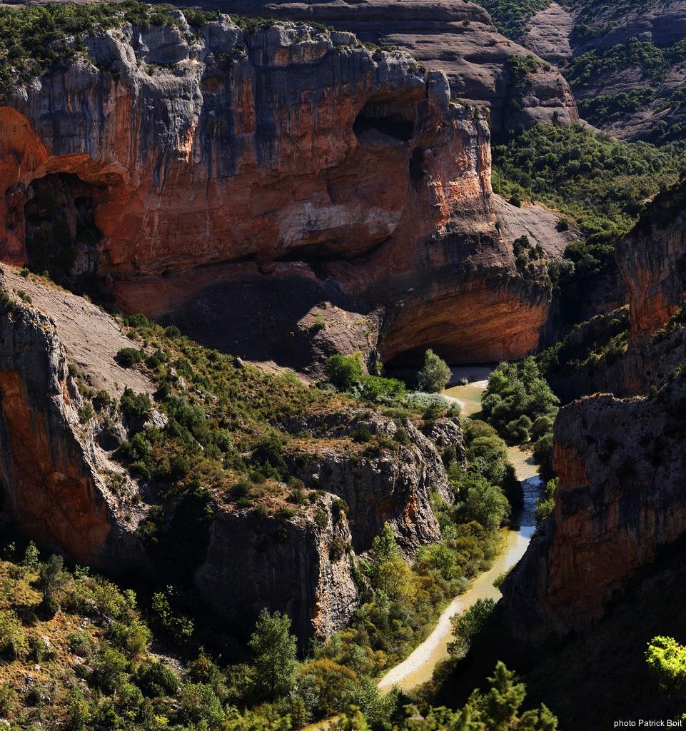 Canyonning Pyrenees Espagne