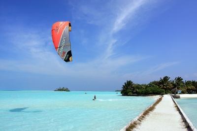 Kite-surf-maldives