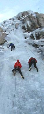 initiation a la cascade de glace