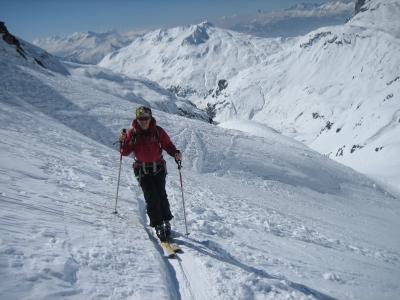 choisir ski de randonnee