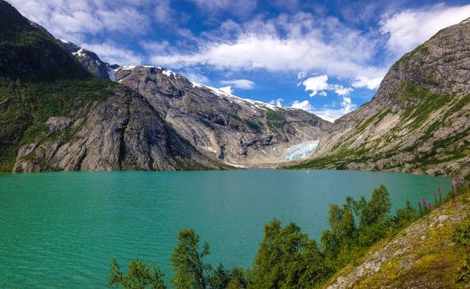 Randonnee-glacier-Norvege
