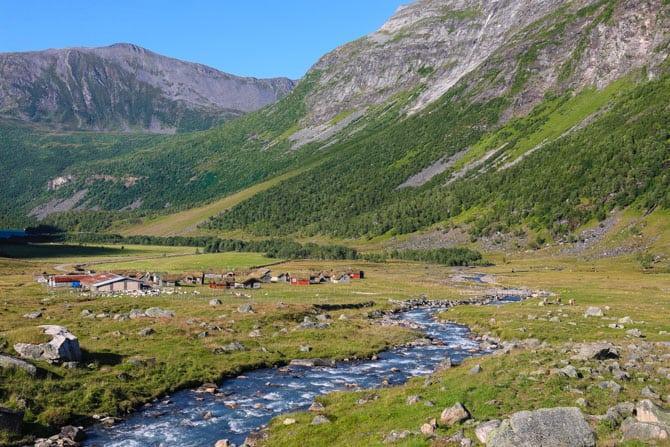 Vallee-Herdalen-Norvege