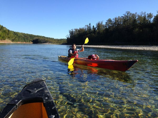 kayak-riviere-Bonaventure