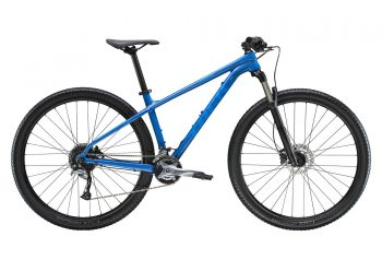 vtt semi-rigide cross country trek x caliber 7